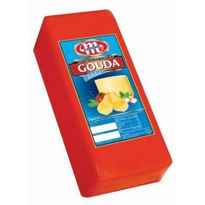 Picture of GOUDA CHEESE approx. 1.3 kg / WEIGHT / MILK