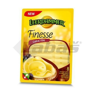 Picture of SYR LEERDAMMER FINESSE CARACTERE PLÁTKY 80g BEL