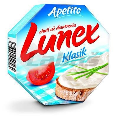 Picture of LUNEX CLASSIC CHEESE 140g THREE.