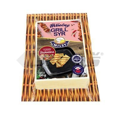 Picture of MILK GRILL CHEESE IN ZINAN MARINADE 185g MILSY
