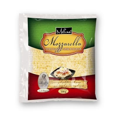 Picture of GRINDED MOZZARELLA CHEESE 100g MELINA