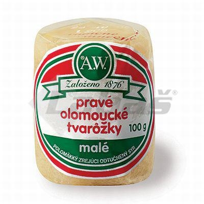 Picture of OLOMOUC CHEESE SMALL CHEESE 100g