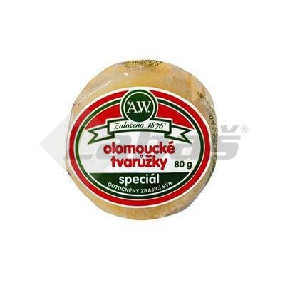 Picture of OLOMOUC CHEESE CHEESE SPECIAL 80g