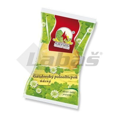 Picture of GAZDOVSKÝ SMOKED CHEESE 165g AGROFARMA