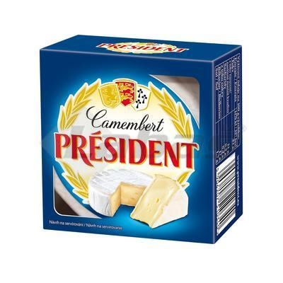 Picture of SYR PRESIDENT CAMEMBERT 90g