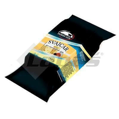 Picture of SVAJCAR PORTION CHEESE 45% 200g GOOD CHEESE