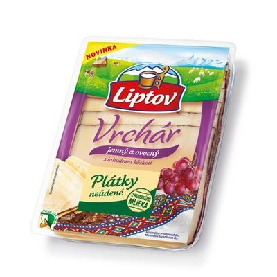 Picture of SOFT TOP FRUIT AND FRUIT CHEESE 100g LIPTOV