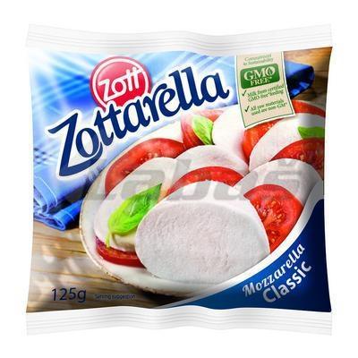 Picture of SYR ZOTTARELLA 125g ZOTT