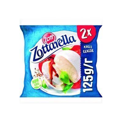 Picture of SYR ZOTTARELLA 2x125g ZOTT