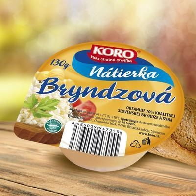 Picture of BRYNDZ COATING 130g KORO