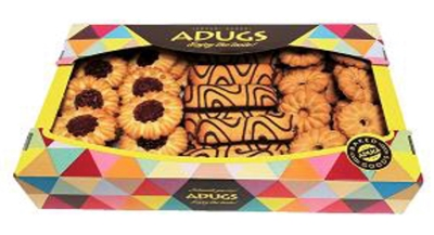 Picture of ADUGS - Cookies asorti KORA 800g (box*20)
