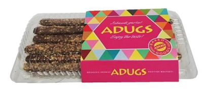 Picture of ADUGS - Cookies STIKS 200g (box*9)
