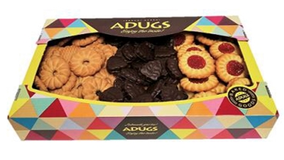Picture of ADUGS - Cookies asorti 700g (box*20)