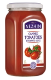 Picture of NEZHIN - Canned tomatoes in tomato juice 920g (box*6)