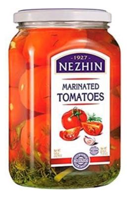 Picture of NEZHIN - Marinated tomatoes 920g (box*6)
