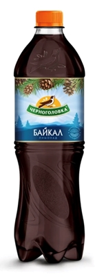 "Picture of CHERNAGALOVKA - Drink lemonade ""Baikal"" 0.5L (box*12)"