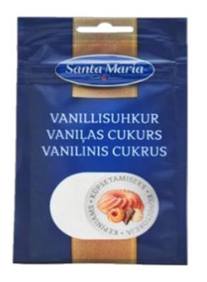 Picture of SANTA MARIA - Vanilla sugar SM, 20g (box*18)
