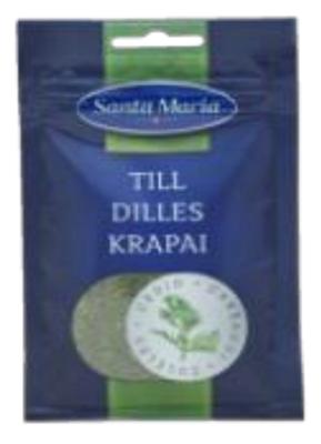 Picture of SANTA MARIA - Spices SM Dill, 7g (box*16)