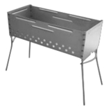Picture of PROMO - BARBEQUE PK-1 400x250x200
