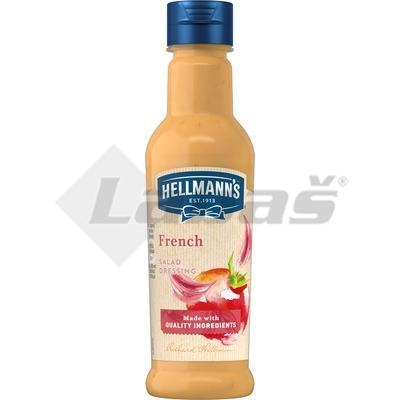 Picture of DRESSING FRENCH 210ml HELLMANN´S