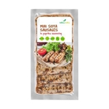 Picture of MINI VEGETABLE SAUSAGES WITH PEPPER HERBS 180g WELL WELL