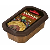 Picture of HUMMUS COAT WITH TOMATOES AND SUN. PULL. 100g BEZLEP