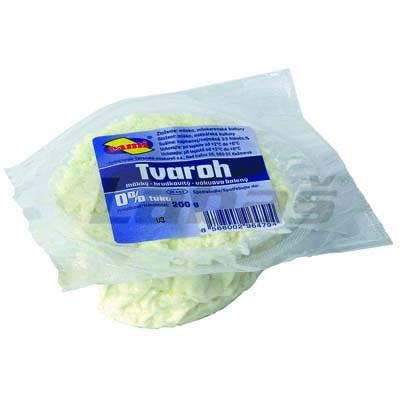 Picture of CURD BAG. BAL 0% FAT 200g THERE