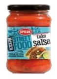Picture of SPILVA - Spilva Mexica Street Food Tako Salsa 370g (box*6)