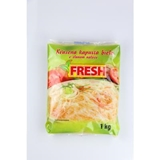 Picture of FERMENTED CABBAGE WHITE 1kg / PP 700g FRESH