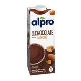 Picture of ALMOND DRINK WITH HOT CHOCOLATE 1l ALPRO