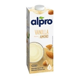 Picture of ALMOND DRINK WITH VANILLA FLAVOR 1l ALPRO