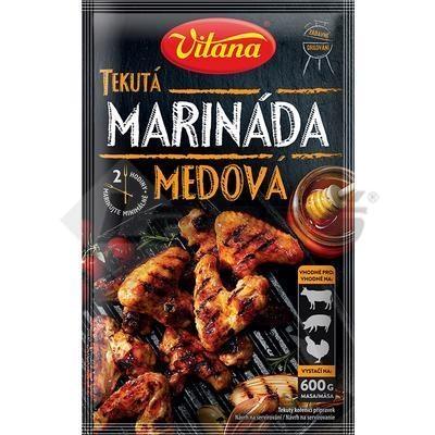 Picture of LIQUID HONEY MARINADE 80g VITANA