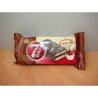 Picture of MINI REZ 7 DAYS CAKE BAR CHOCO KAKAO 32g