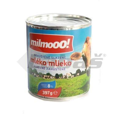 Picture of CONDENSED MILK SWEETENED 397g MILMOOO