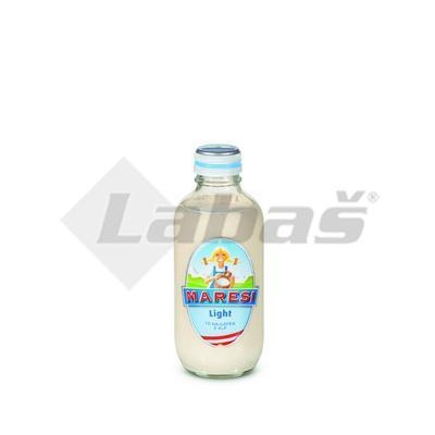 Picture of MARESI ALPENMILCH LIGHT 236ml / 250g GLASS