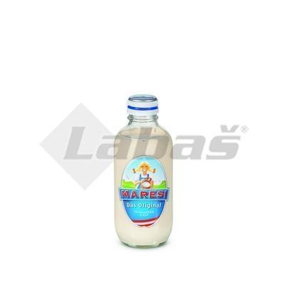 Picture of MILK MARESI ALPENMILCH ZAHUS. 236ml / 250g GLASS