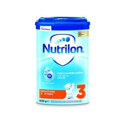 Picture of DRIED MILK NUTRILON 3 800g