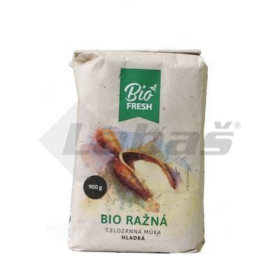Picture of ORGANIC WHEAT WHOLEWHEAT FLOUR SMOOTH 900g FRESH