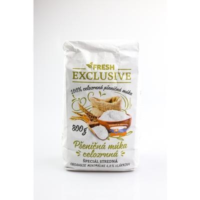 Picture of WHOLEWHEAT WHEAT FLOUR 800g FRESH EXCLUSIVE