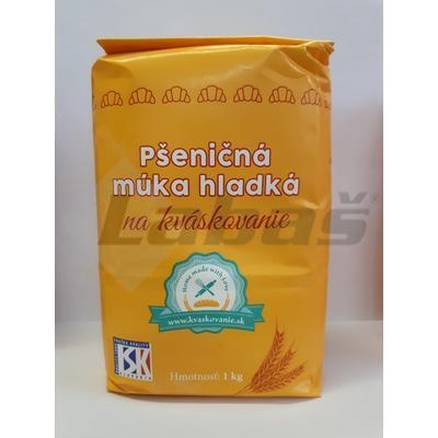 Picture of SMOOTH WHEAT FLOUR FOR BREEDING 1kg MILL TRENČAN