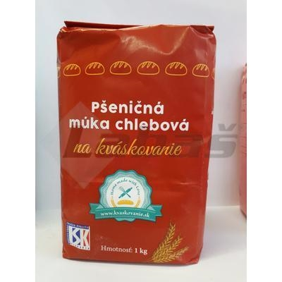 Picture of WHEAT FLOUR FOR FLUORING 1kg MILL TRENČAN