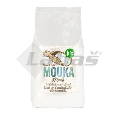Picture of ORGANIC RICE FLOUR 400g COUNTRY LIFE GLUTEN-FREE