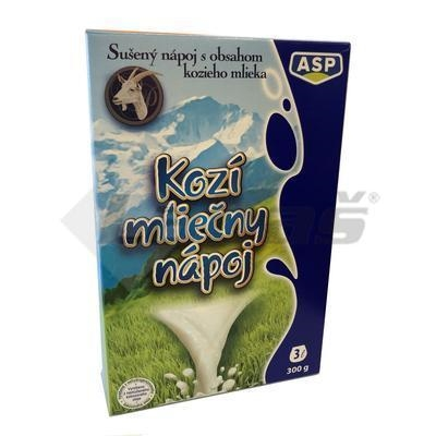 Picture of DRINK IN GOAT MILK POWDER 300g ASP