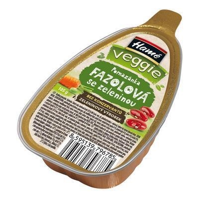 Picture of VEGGIE BEAN SPRAY WITH VEGETABLES 105g HAMÉ