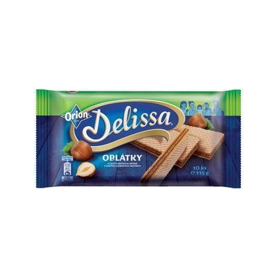 Picture of WAFFLES DELISSA NUT 115K ORION