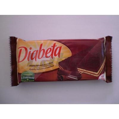Picture of DIABETA WAFFLES COCOA SOFTED 110g