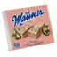 Picture of MANNER WAFFLES WITH NUT FILLING 75g