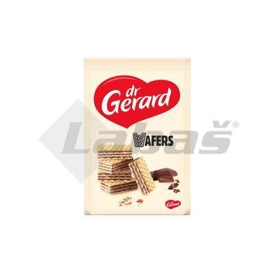 Picture of WAFFLES FILLED WITH MILK CHOCOLATE CREAM 180g DR. GERARD