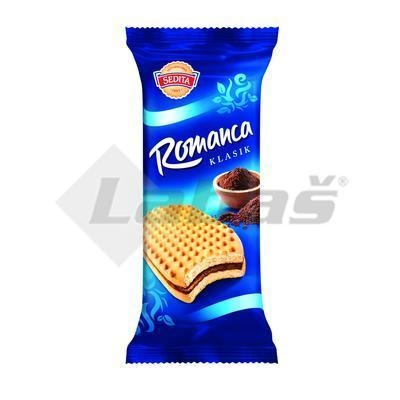 Picture of ROMANCA WAFFLES 40g