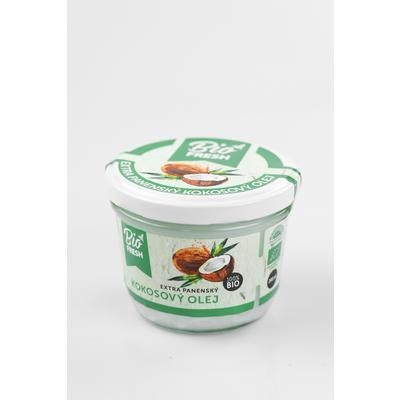 Picture of ORGANIC COCONUT OIL EXTRA VIRGIN 200ml FRESH